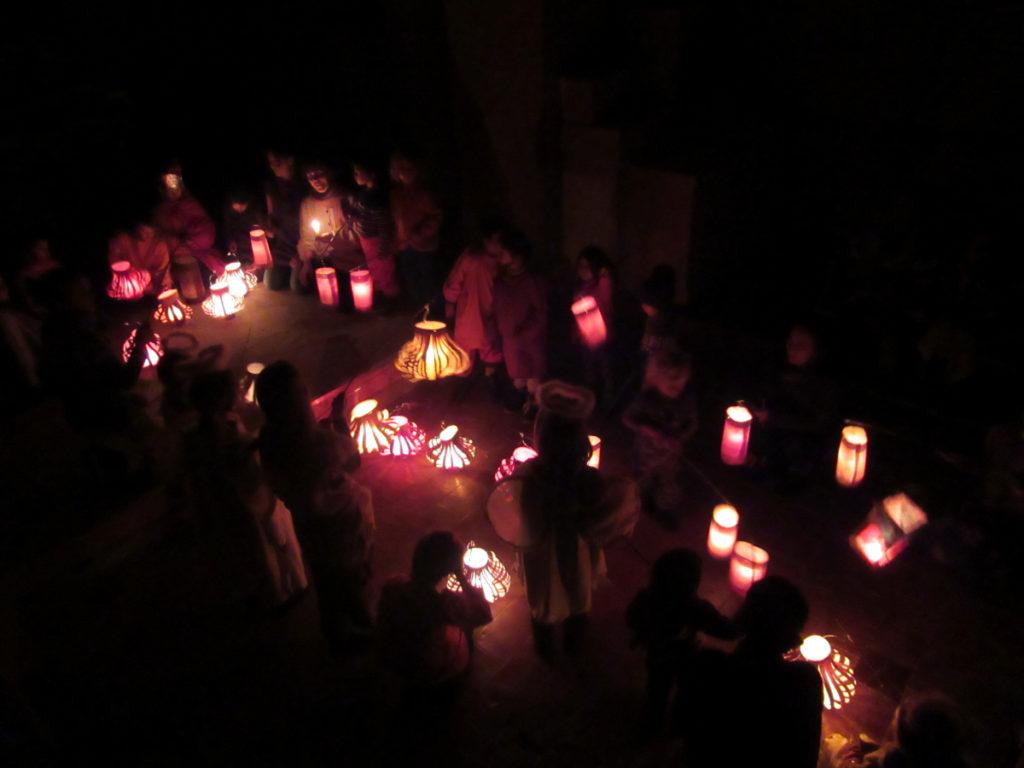 Ecole d'Eourres - Fête des Lanternes